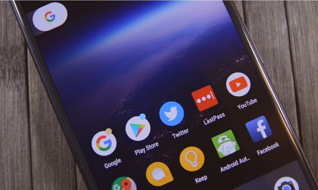 Android 8.0 P